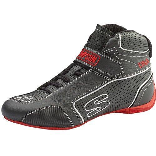 Simpson DA115W DNA Shoe Size 11.5 Black//White