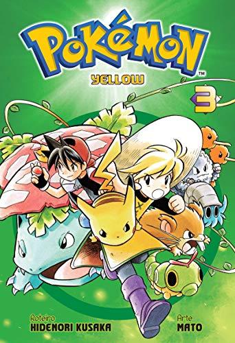 Pokémon. Yellow - Volume 3