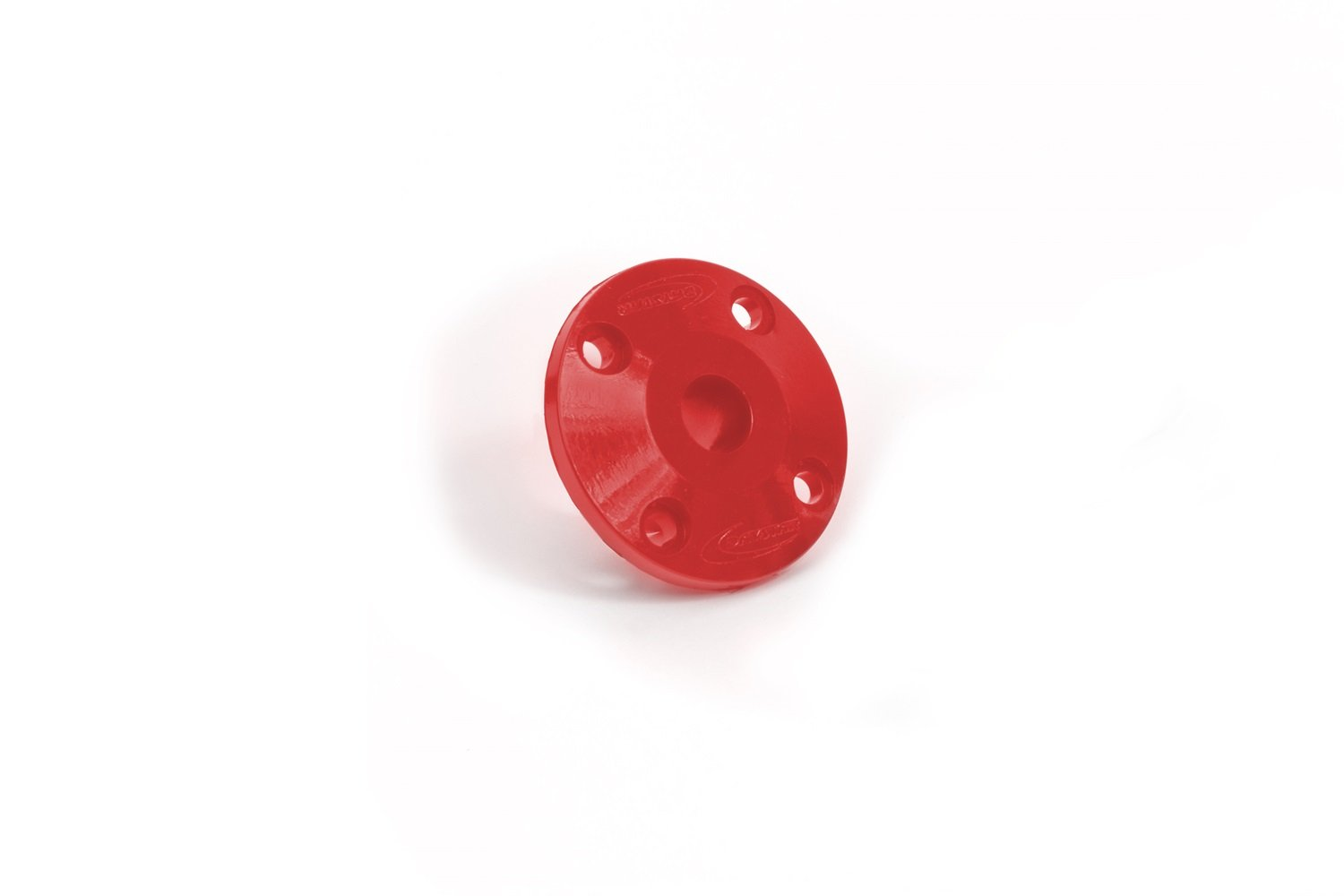 Daystar, Universal Hood Pin Grommet, Red, Single, fits all makes and models 2/4WD, KU71105RE, Made in America