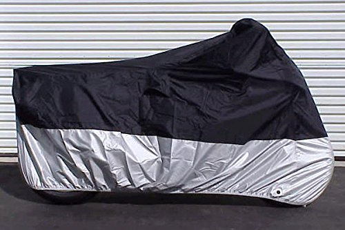 i5® High Quality Waterproof Motorcycle Cover for Honda Kawasaki Suzuki Yamaha