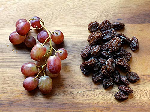 Raisins - Bulk Black Raisins 25 Pound Value Box - Freshest and highest quality dried fruit from US Based farmer market - Quality dried fruit for homes, restaurants, and bakeries. (25 Pounds) by Gourmet Nuts And Dried Fruit (Image #5)