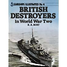 British Destroyers in World War II