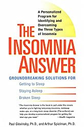 """The 50 million Americans who suffer from insomnia need - and want - this answer now.There is no """"one size fits all"""" solution to insomnia because, as this revolutionary book illustrates, there are three types that affect those who suffer from it: diff..."""