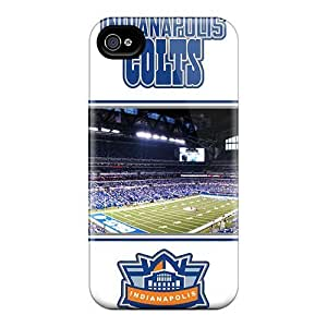 For SamSung Galaxy S6 Case Cover, Protective Cases With Look - Indianapolis Colts