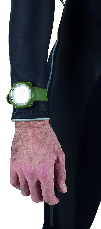 Seac Driver Computadora de mu/ñeca para apnea con Descarga de Datos Unisex Adulto