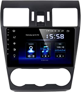 """Dasaita 10.2"""" Android Car GPS Radio for Subaru Forester WRX 2013 2014 2014 Audio Video Player 4G RAM 64G ROM Built in Carplay Android Auto"""