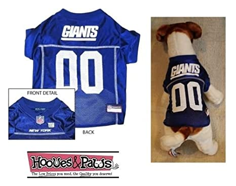 official photos 74248 4a5d4 NEW YORK GIANTS Dog Mesh Jersey ★ ALL SIZES ★ Licensed NFL