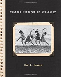classic readings in sociology the wadsworth sociology. Black Bedroom Furniture Sets. Home Design Ideas