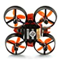 FuriBee F36 Mini UFO Quadcopter,with 2.4GHz 4CH 6 Axis Gyro RC and Headless Mode(orange ) by FuriBee