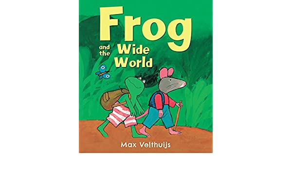 Frog and the Wide World (English Edition) eBook: Max ...