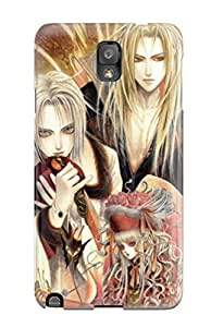 Adam L. Nguyen's Shop Pretty Galaxy Note 3 Case Cover/ Alichino Series High Quality Case