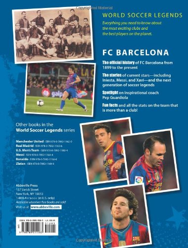 FC Barcelona: More than a Club (World Soccer Legends)