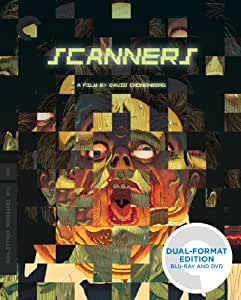 Criterion Collection: Scanners [Blu-ray] [Import]