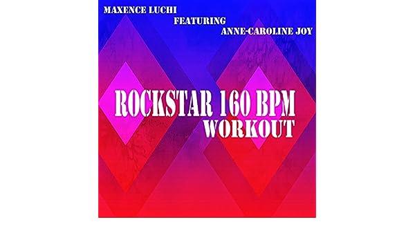 Rockstar 160 BPM (feat  Anne-Caroline Joy) [Post Malone feat