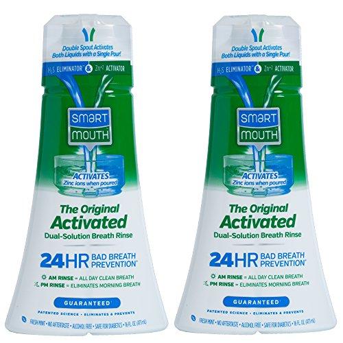 Smart Mouth Mouthwash Fresh Mint product image