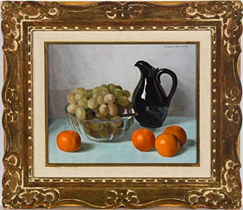 Jaques Blanchard (1912-1992) - Framed Mid 20th Century Oil, Still Life with Jug 20th Century Still Life