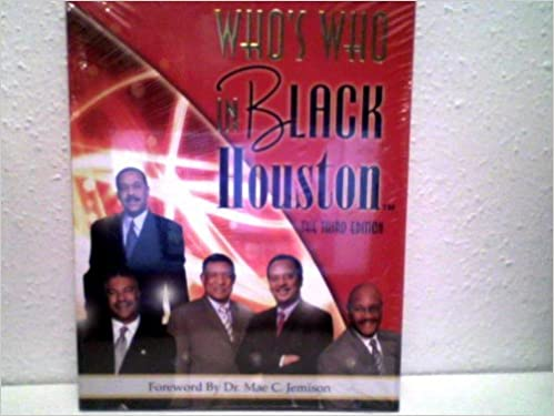 Whos Who In Black Houston Inc Real Times Media Jemison Mae