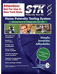 STK Paternity Test Kit - Includes All Lab Fees BOBEBE Online Baby Store From New York to Miami and Los Angeles