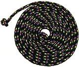 Black Confetti 8' Jump Rope