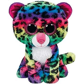 Amazon.com: Ty Beanie Boo Buddy - Tasha Leopard: Toys & Games