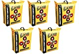Morrell Yellow Jacket Stinger Field Point Bag Archery Target - Great for Compound and Traditional Bows (5-Pack)