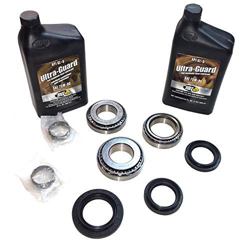 Differential Overhaul Repair Kit by Black Dog Manufacturing Part DOK009K by Black Dog Manufacturing