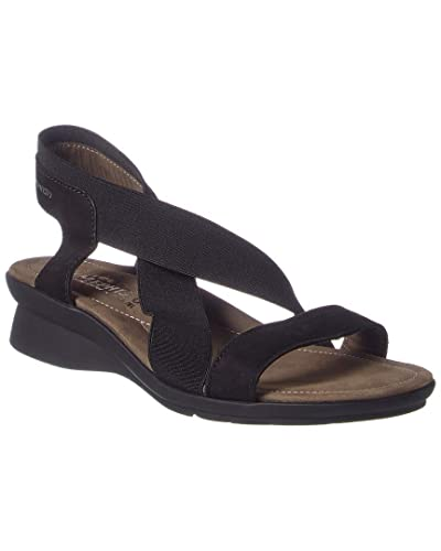 c8dfe9f67c Mephisto Women's Pastora Sandal,Black Bucksoft Leather,US ...
