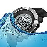 YEENIK Men's Digital Sports Hand Watch, Led 50M