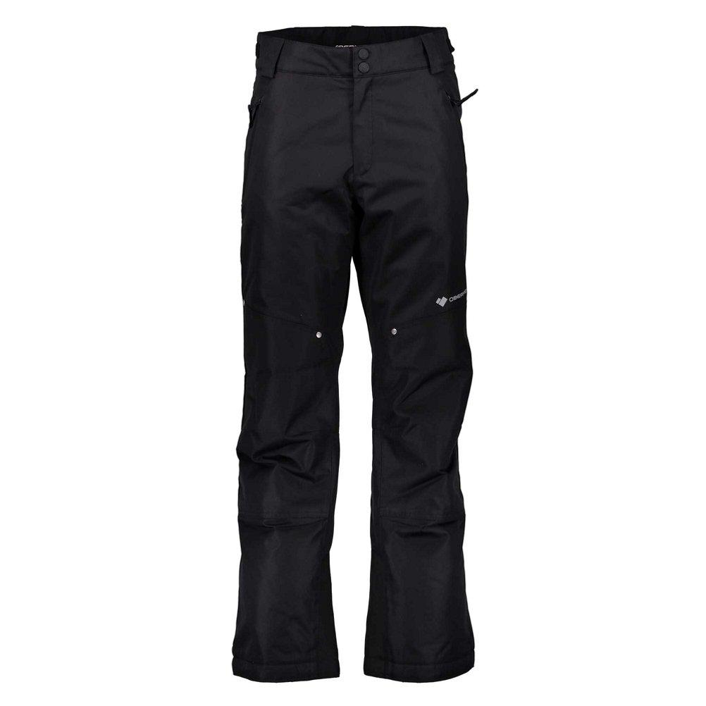 Obermeyer Mettle メンズ スキーパンツ ブラック Medium Short
