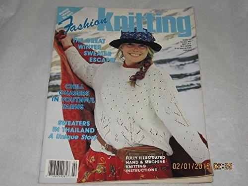 Fashion Knitting Number 57 February 1992