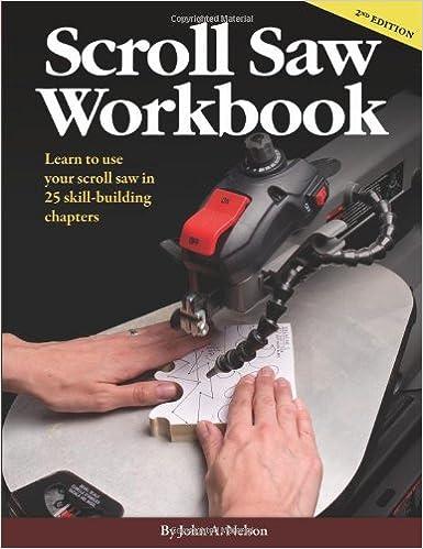 Scroll Saw Workbook Pdf