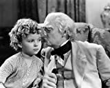 Shirley Temple 16x20 Poster whispering to old man