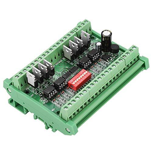 レベルコンバータ、Akozon 8チャネルNPN / PNPからNPN 5V / 24Vの方形波信号変換モジュールレベルコンバータ10