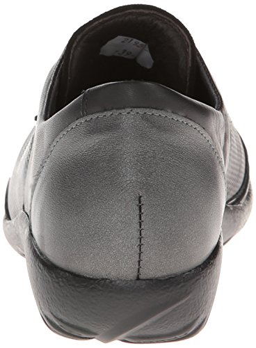 Combi Leather Harore Womens Shoes Grau Naot Schwarz vYgwqx