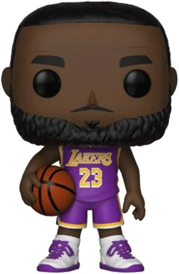 Funko Pop! Basketball Lebron James Purple Lakers Uniform