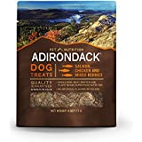 Adirondack Pet Food 22573 All Life Stages Salmon Chicken & Mixed Berries Treats, 4 Oz