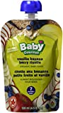 Baby Gourmet Vanilla Banana Berry Rissotto, 12-Pack