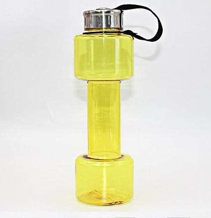 Creative Fitness – Mancuernas (botella de agua 710 ML topind sellado a prueba de fugas