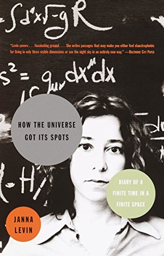 Cover of How the Universe Got Its Spots: Diary of a Finite Time in a Finite Space