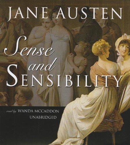 Sense and Sensibility by Blackstone Audio