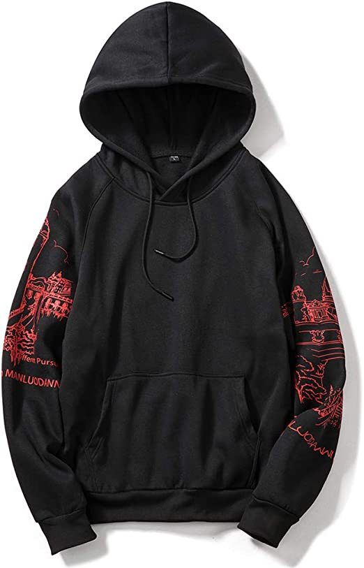 BOLUBAO Men Hoodies Fashion Hooded Sweatshirts in 3 Colors Sizes S-2XL