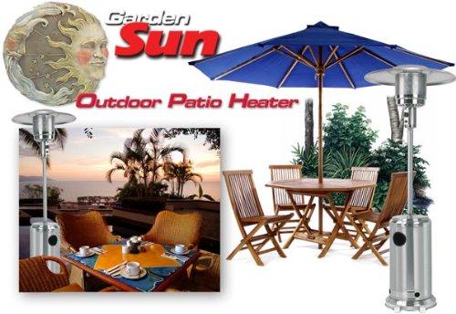 Amazon Com Garden Sun Gs4400bk Floor Standing 41 000 Btu Propane