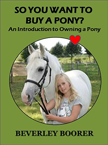 So You Want to Buy a Pony?: An Introduction to Owning a (Helmet For Disabled)