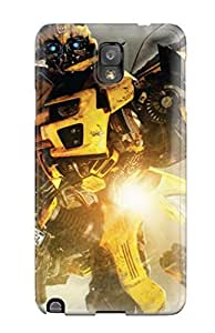 Galaxy Note 3 Hard Back With Bumper Silicone Gel Tpu Case Cover Bumblebee 9824911K97146455