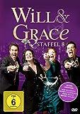 Will & Grace - Staffel 8 [4 DVDs]