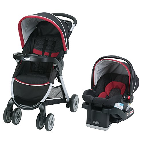 Graco Fastaction Fold Click Connect Travel