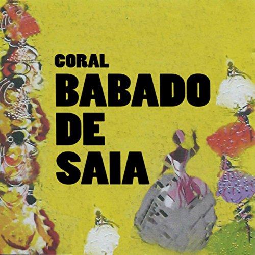 Coral Babado de Saia