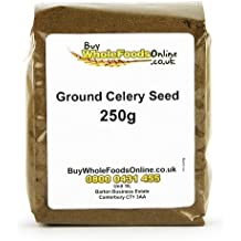 Ground Celery Seed 250g by Buy Whole Foods Online Ltd.