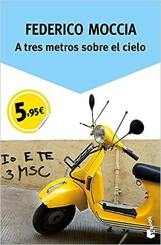 A Tres Metros Sobre El Cielo Especial Enero 2016 Amazon Es