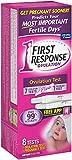 First Response Ovulation Test, 7-Test Kit Plus 1 Pregnancy Test by First Response Bild